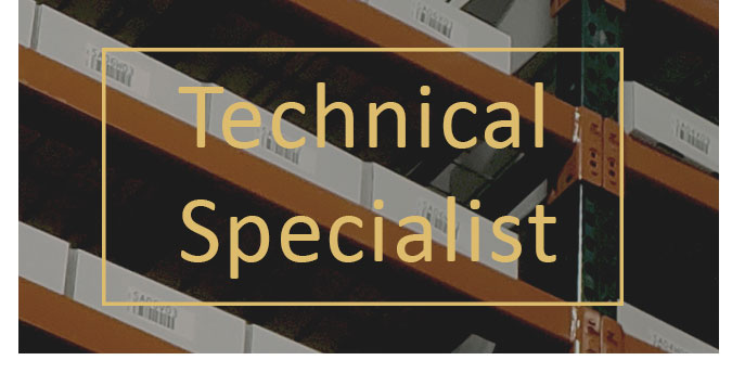 Technical Specialist Openings