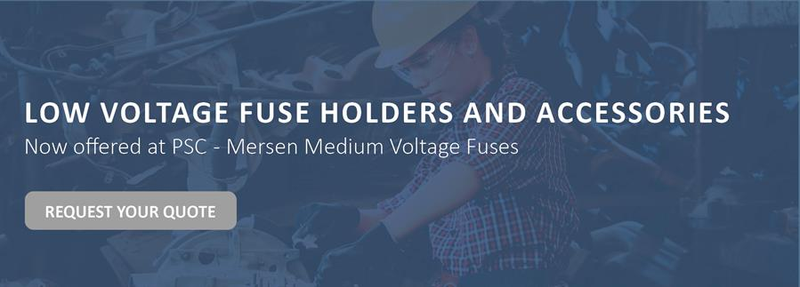 Low Voltage Fuse Holders & Accessories