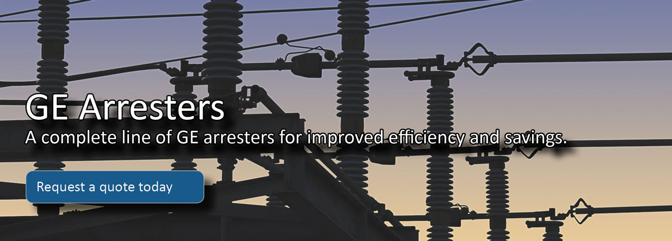 GE Arresters from PSC