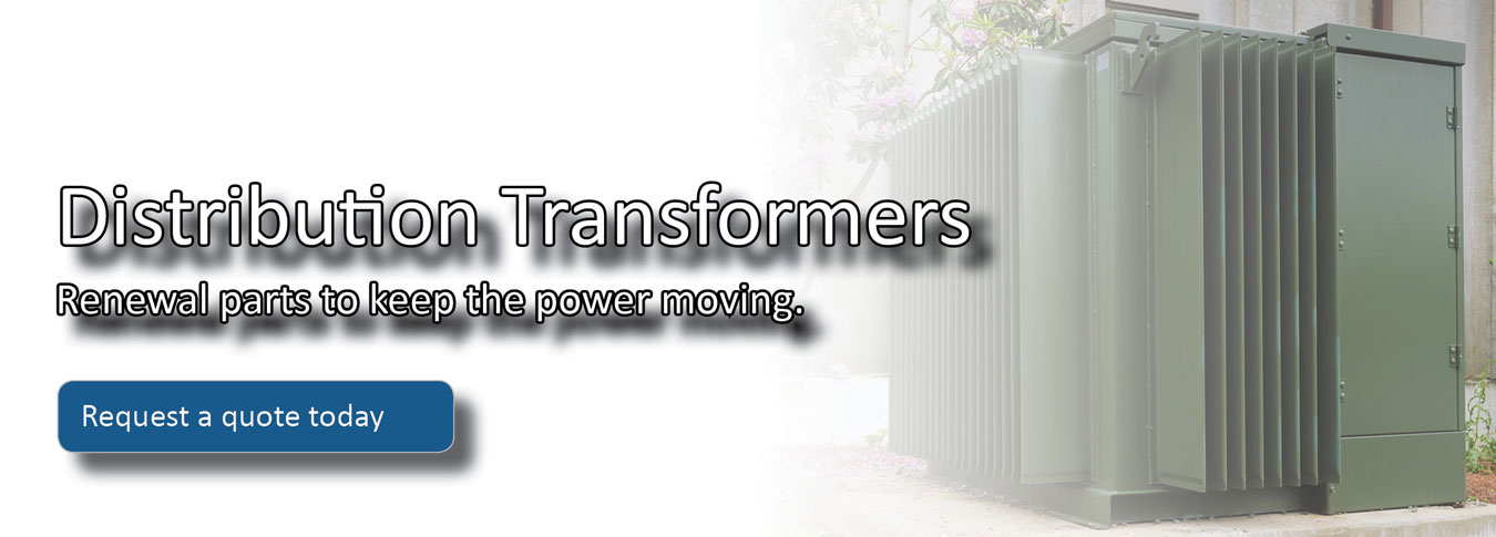 GE Distribution Transformers and renewal parts from PSC