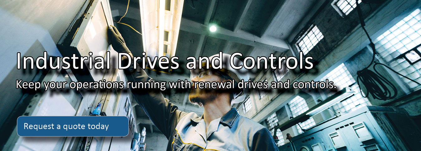 Renewal drives and controls from PSC