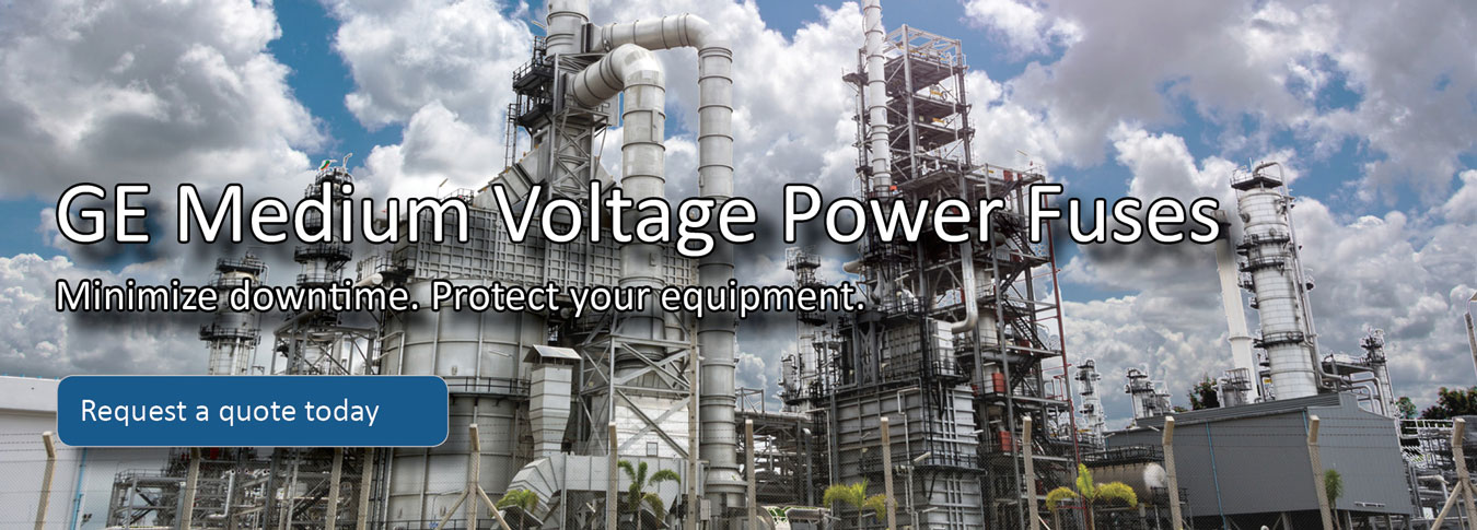 GE Medium Voltage Power Fuses from PSC