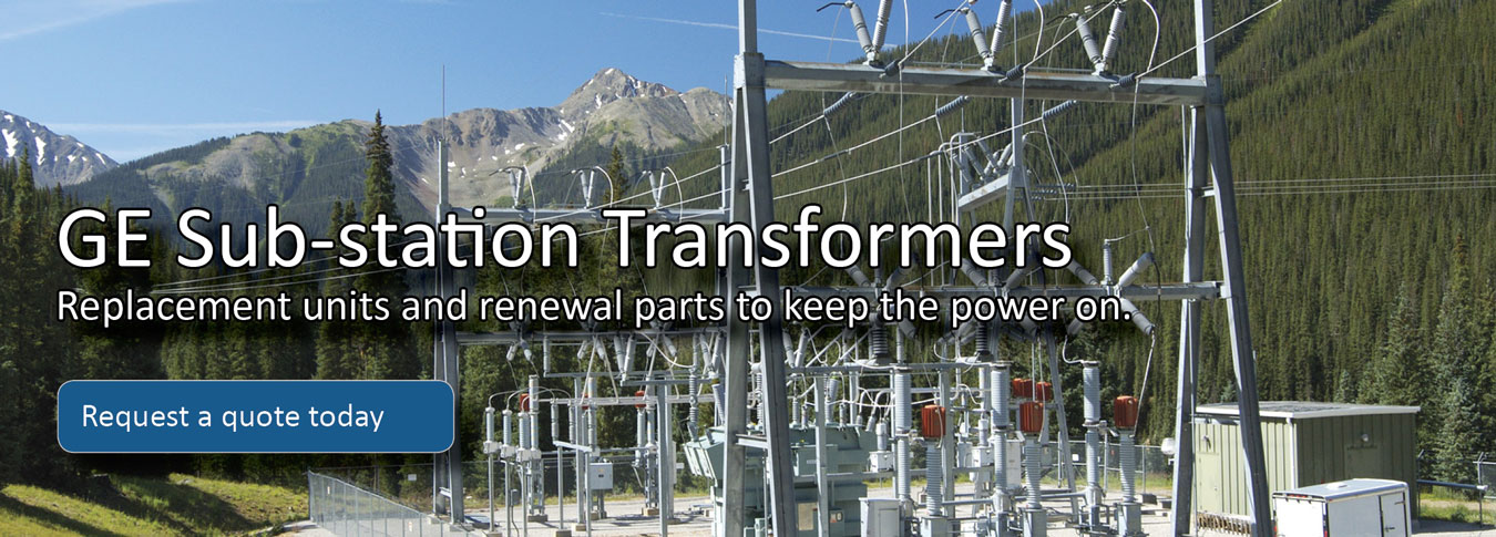 GE Substation Transformers